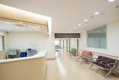accueil hôpital