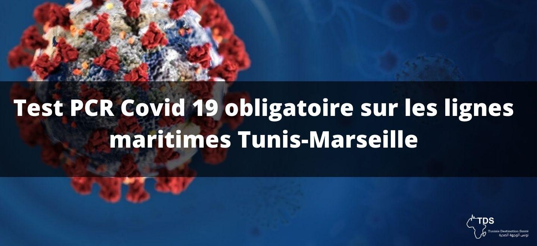 conditions covid pour passagers tunis marseille en bateaux
