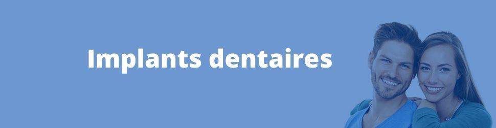 racine dentaire artificielle