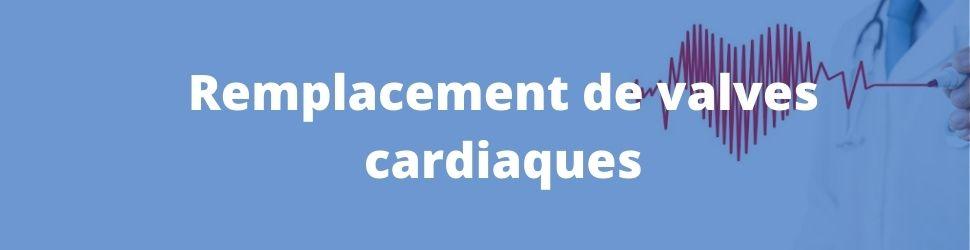 remplacement de valve cardiaque en tunisie