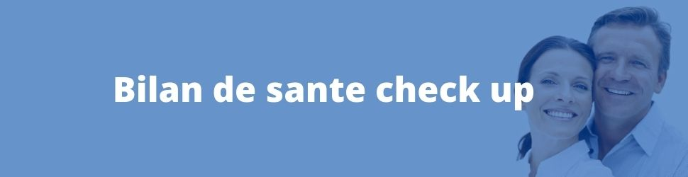 check up de santé