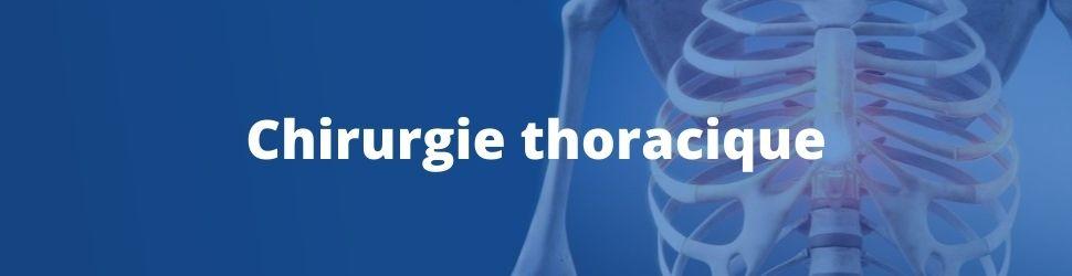 chirurgie du thorax
